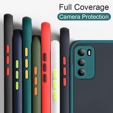 Shockproof Hybrid Tough Armor Case For huawei P40 P30 Pro Lens Camera Protection Matte Cover For Huawei mate 20 30 pro lite Case