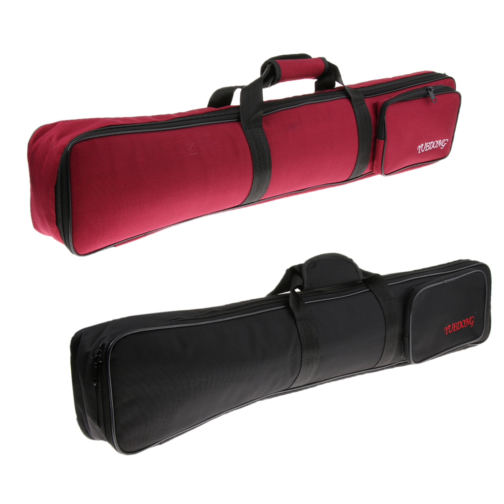 Durable Oxford Fabric Carrying & Shoulder Erhu Gig Bag Soft Case Musical Instrument Accessory