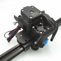 Собранный E3D V6 печатающая головка + 1,75 мм BMG экструдер для обновления прямой V6 hotend адаптер Creality Ender 3 Pro CR-10 (S) 3D принтер