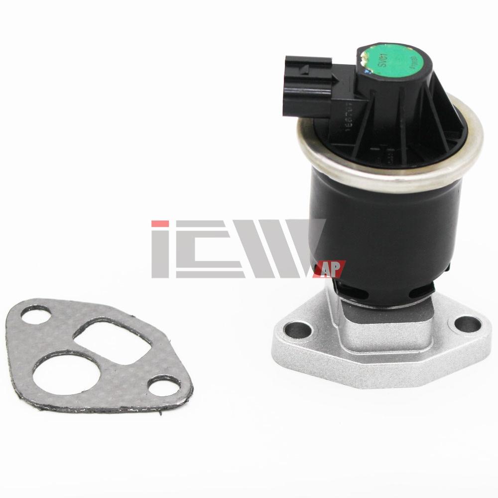 EGR Set Valve Emission & Gasket For Honda CR-Z JAZZ Fit City GE6/GE8/GM2/GM3