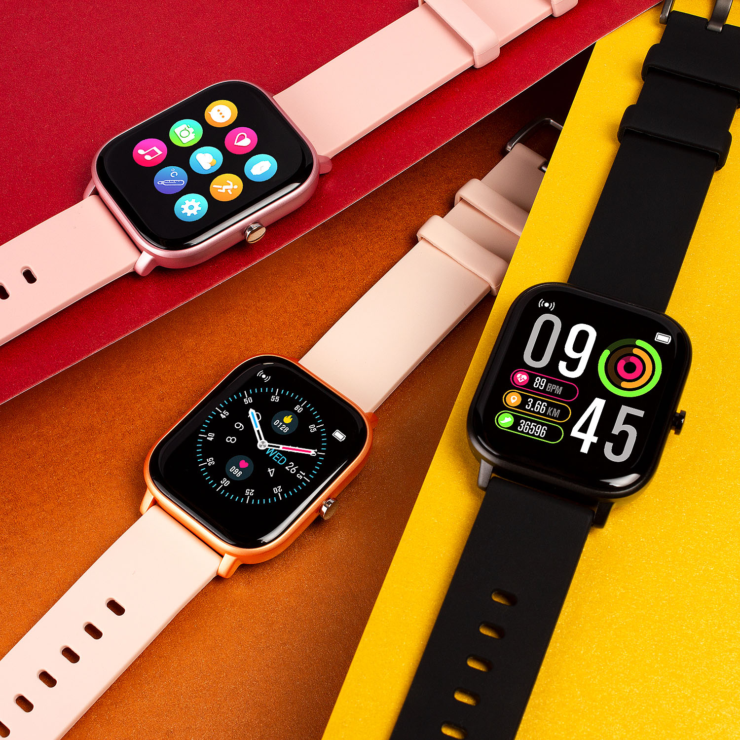 COLMI P8 Pro Smart Watch with Heart Rate Monitor 13