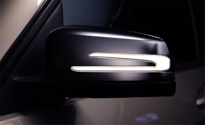 Image 5 - For Mercedes Benz A B C E S CLA GLA GLK CLS Class LED Dynamic Turning Signal Blinker Side Mirror Indicator Light W176 W204 W212