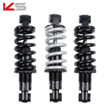 Kindshock Rear Shock KS Newest Soft Tail Absorber Bicycle Spring Biliary 165mm Downhill