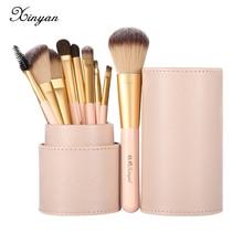 Makeup-Brush-Set Concealer Eyeshadow Blush Foundation Beginner-Powder Cosmetics Beauty-Tools