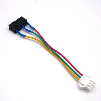 10 Uds interruptor calentador de agua de tres cables sin astilla quemador de Gas Micro interruptor de Gas