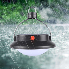 Solar LED Outdoor Lights Camping Tent Night Light Lantern Rechargeable Emergency Tents Umbrella Night Lamp Hiking Lantern Light mini outdoor solar table lamp desk light camping lantern usb rechargeable phone emergency charger