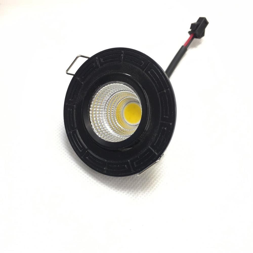2019 Teto Luminaria Frete Grátis 1 pçs/lote Ac95-265v 52m Para Baixo a Luz, o Corpo branco E Prata Com Alto Brilho, frete Grátis