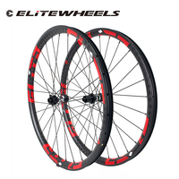ELITE 29er MTB Carbon Wheelset 33*29mm DT 350 HUB Tubeless Ready Rim For Cross Country And All Mountain Bike Wheels QR Or Boost
