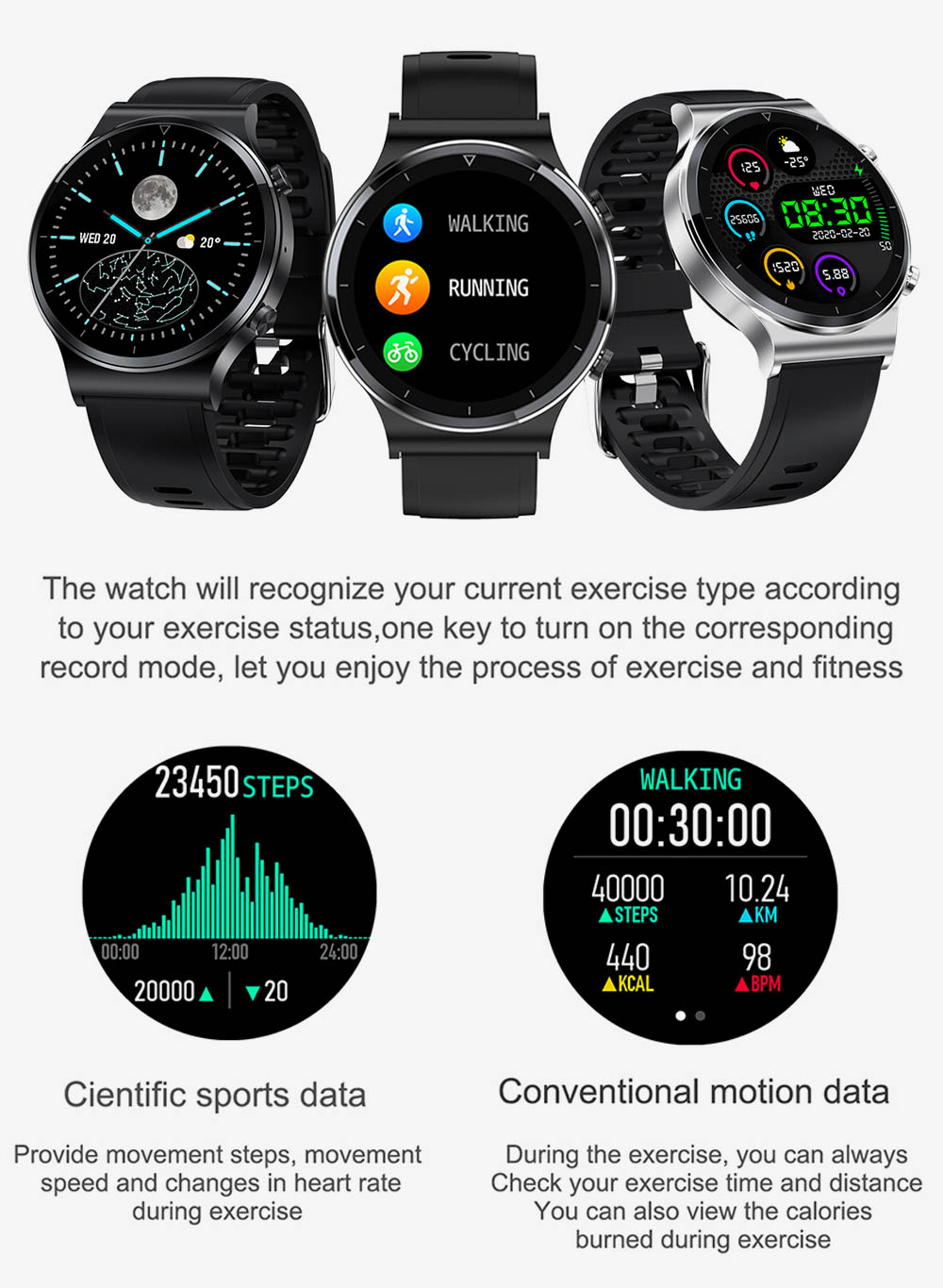 Hf73c2cf637884e208a02d896422bd75fZ NUOBO 2021 New Smart Watch Men Bluetooth Call Heart Rate Blood Pressure Sports IP68 Waterproof Smartwatch for Android IOS Phone