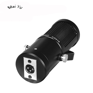 Image 2 - Professional Computer Mobile Phone Live Broadcast Microphone Condenser for Show Live Home Anchor Video Record Karaoke Microfone