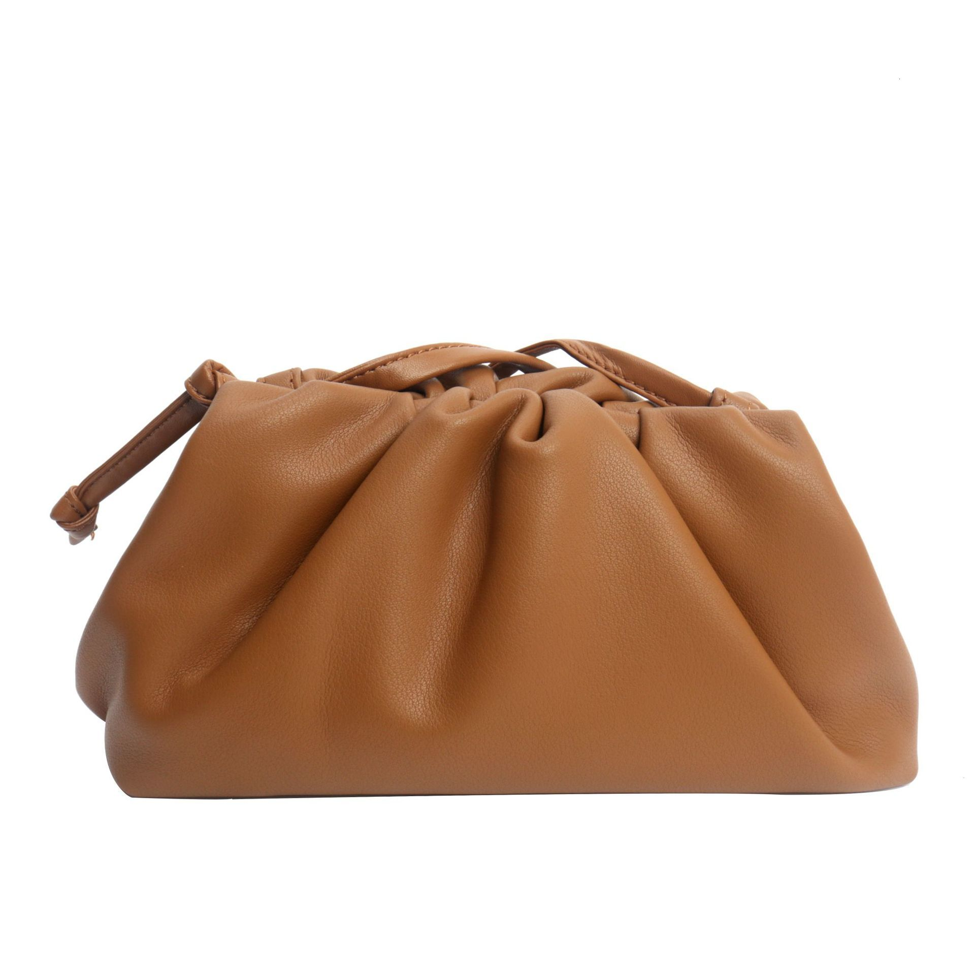 Cloud Bag Genuine Leather Women Bags