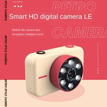 NEW mini digital children's camera 4K HD front and rear dual