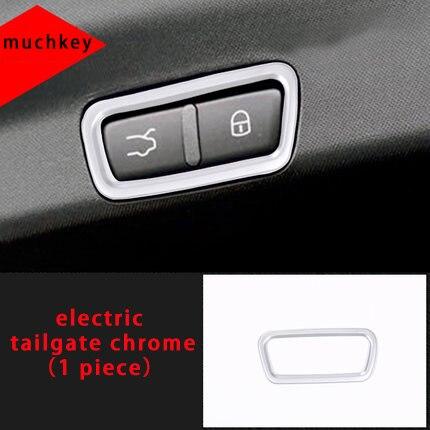 For Alfa Remeo stelvio electric tailgate chrome molding trim 1pc|Chromium Styling| |  - title=