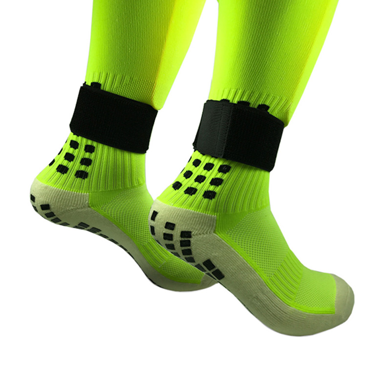 Fixed Leg Sports Protective Gear Soccer Socks Leggings Guards Guardian Calf Fixing Strap High Quantity 7