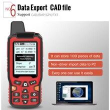 Handheld USB Land Area Meter GPS Navigation Track Land Area Meter 2.4 inch Display Land Survey 100-240V Land Navigation ZL-180