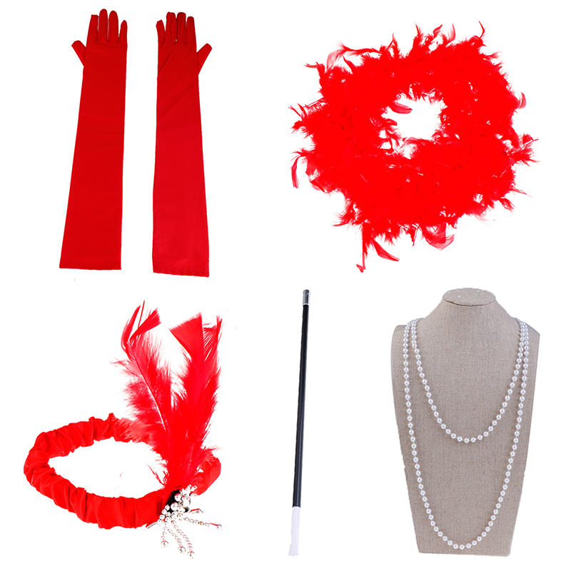 5pcs/set  Girl  Fancy Dress Accessories  Girl Costume Accessory Kit