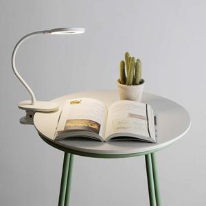 Image 5 - YEELIGHT Clip on Table Lamp LED student read desk lamp study table light Portable bending Bedside night light USB charging