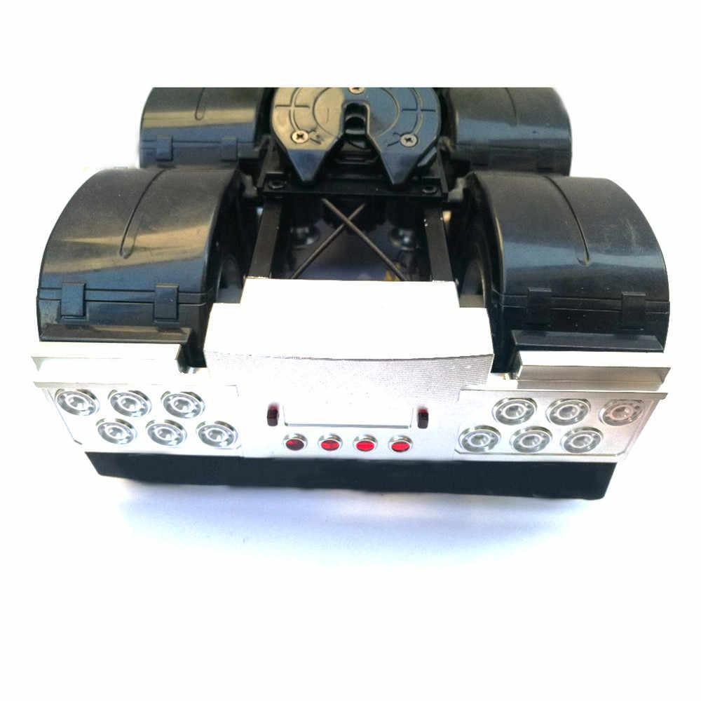 Vervanging Led Achterlicht Modificatie Lamp Voor 1:14 Tamiya Stiholt Actros Scania Man Koning Volvo Rc Trekker Upgrade Onderdelen
