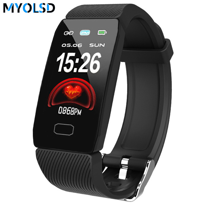 Sports Pedometer Smart Bracelet Fitness Tracker Waterproof Heart Rate Monitor Bluetooth Smart Band Watch Wristband For Innrech Market.com