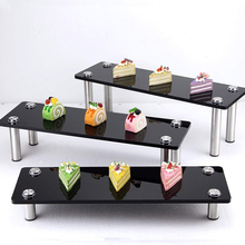3 слоя Дисплей Стенд для торта десерты свадьба праздник день рождения вечеринка банкет