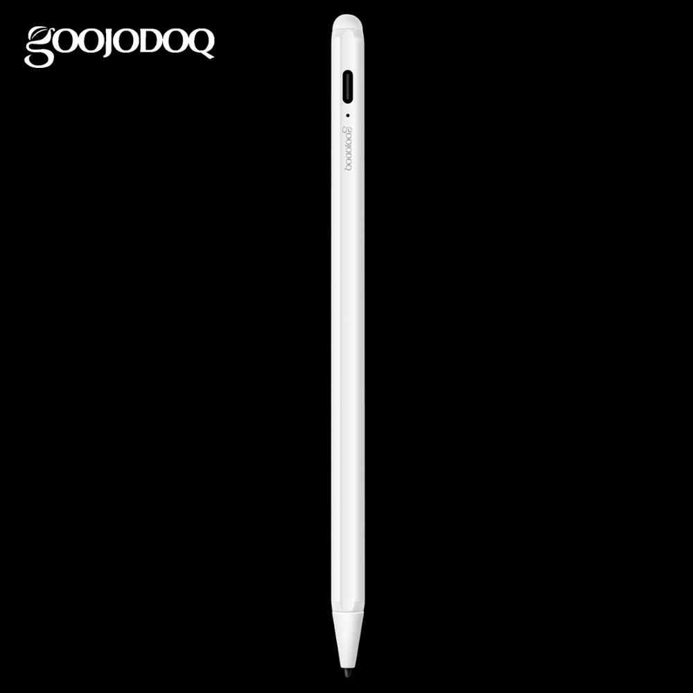 Voor iPad Potlood Apple Stylus voor iPad 9.7 2018 Pro 11 12.9 2018 Air 3 10.5 2019 10.2 Mini 5 Touch Pen voor Apple Potlood 2 1
