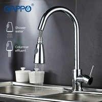 Gappo robinets de Cuisine tirer Cuisine mitigeur rotatif évier robinets mélangeur d'eau évier Robinet Cuisine