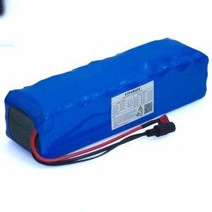 Image 2 - Liitokala 48v 7.8ah 13s3p alta potência 7800mah 18650 bateria veículo elétrico da motocicleta diy bateria bms proteção