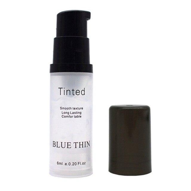 Face Eye Primer Makeup Smoothing Matte Base Make Up Oil Control Invisible Pores Facial Cream Brighten Liquid Foundation Primer 5