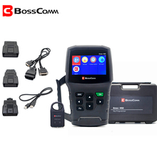цена на BOSSCOMM KMAX-850 2020 Auto Car Key Programmer for All Cars For Locksmith Automotivo OBD2 Immobilizer Scanner Key Tool