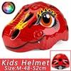 Batfox novo capacete de segurança das crianças ciclismo patinação capacete ultraleve protetor capacete da bicicleta esportes ao ar livre engrenagem protetora 12