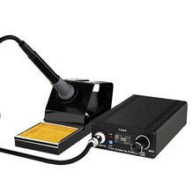 Heating T12 Soldering Iron Station Solder Digital OLED LED Display T12A T100 STM32 Equipment Hand Tools BGA 110V-220V