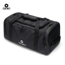 OZUKO Male Waterproof Bags 24 Inch Laptop Backpacks Multifunction Travel Bag Large Capacity Men Back Packs Mochila Shoulder Bags