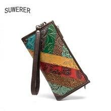 Suwerer новая женская сумка из натуральной кожи от известного