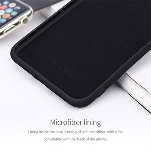 Image 4 - NILLKIN couverture pour iPhone 11 Pro Max étui en caoutchouc enveloppé étui de protection pour téléphone coque arrière pour iPhone 11 Pro pour étui iPhone11