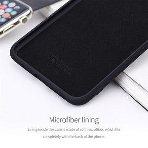 Image 4 - Nillkin capa para iphone 11 pro max caso de borracha envolvido tpu caso protetor do telefone capa traseira para iphone 11 pro para iphone11 caso
