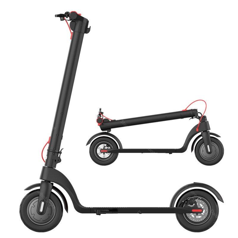Европейский запас Электрический скейтборд скутер 2 колесных электрических
