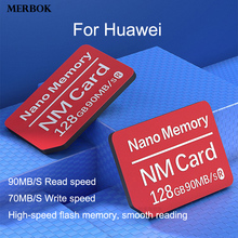 Buy NM Card 128GB Nano Memory Card For Huawei Mate 20 / Mate20 Pro Mobile Phone Computer Dual-use USB3.0 High Speed NM-Card Reader directly from merchant!
