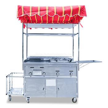 Nowy projekt tanie małe rozmiary Taco Hot Dog Kiosk mobilna Pizza Trailer Halal wafel przekąski wózek spożywczy tanie i dobre opinie CHUJIN 3000 220V Customized CN (pochodzenie) PE-PC06 STAINLESS STEEL Food Cart Sale Food Can be Customized Quality Assurance and Free Design
