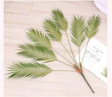 80 см 7 вилок большие искусственные растения тропическая пальма