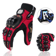 Écran tactile vélo court sport moto gant puissance sport course gants pour KTM Husqvarna Husaberg Harley Davidson Yamaha