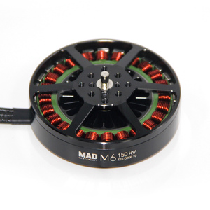 Безщеточный мотор MAD M6 C10 150KV 200KV 250KV 300kv для радиоуправляемых летательных аппаратов, многодетных бесщеточных моторов