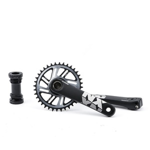 Image 2 - Bicycle Crankset 170mm Crank 1XSystem Bike Chainwheel 104 BCD Narrow Wide Chainring 34T 36T 12 Speed For MTB Mountain Bike
