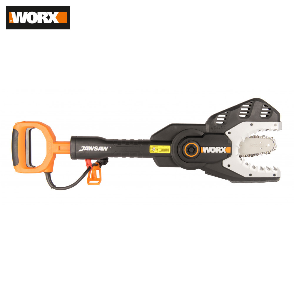 Electric Saw WORX WG307E Power Tools Chain Chains Saws Networked