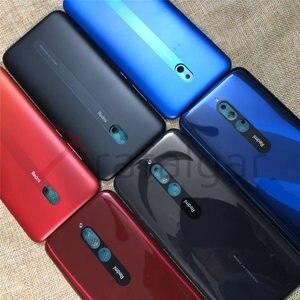 Image 4 - Funda trasera para Xiaomi Redmi 8 8A, carcasa trasera para Redmi 8, reemplazo para teléfono móvil