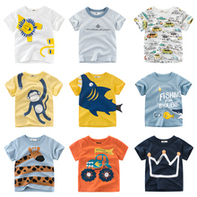 Children's T-Shirt Children for Boys  a Boy Girls Kids Kid's Shirts Child Baby Toddler Cotton Cartoon Tee Tops Clothing Short