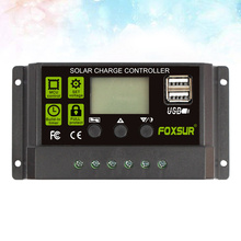 Intelligent Universal-Controller 12V/24V Identification Automatic 10A
