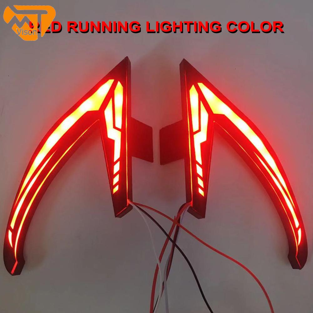 Motorcycle Modified LED Tail Light Brake Lights Rear Turn Signal Turning Lamp For YAMAHA NMAX 155 NMAX155 N-MAX155 16 2017-2019