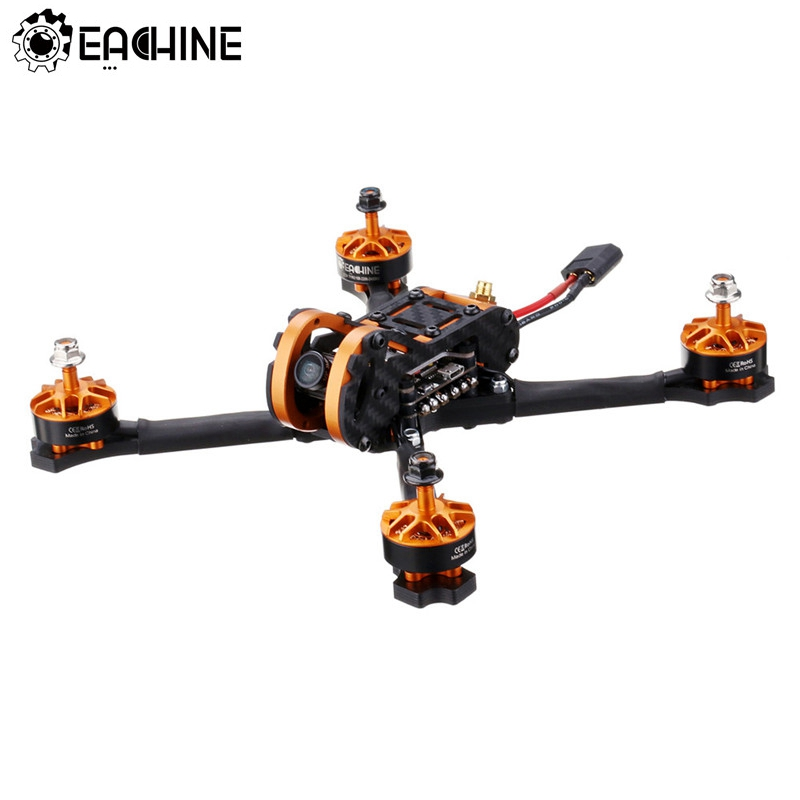 Eachine Tyro109 210mm DIY 5 Inch FPV Racing Drone PNP W/ F4 30A 600mW VTX Caddx Turbo Eos2 1200TVL Camera
