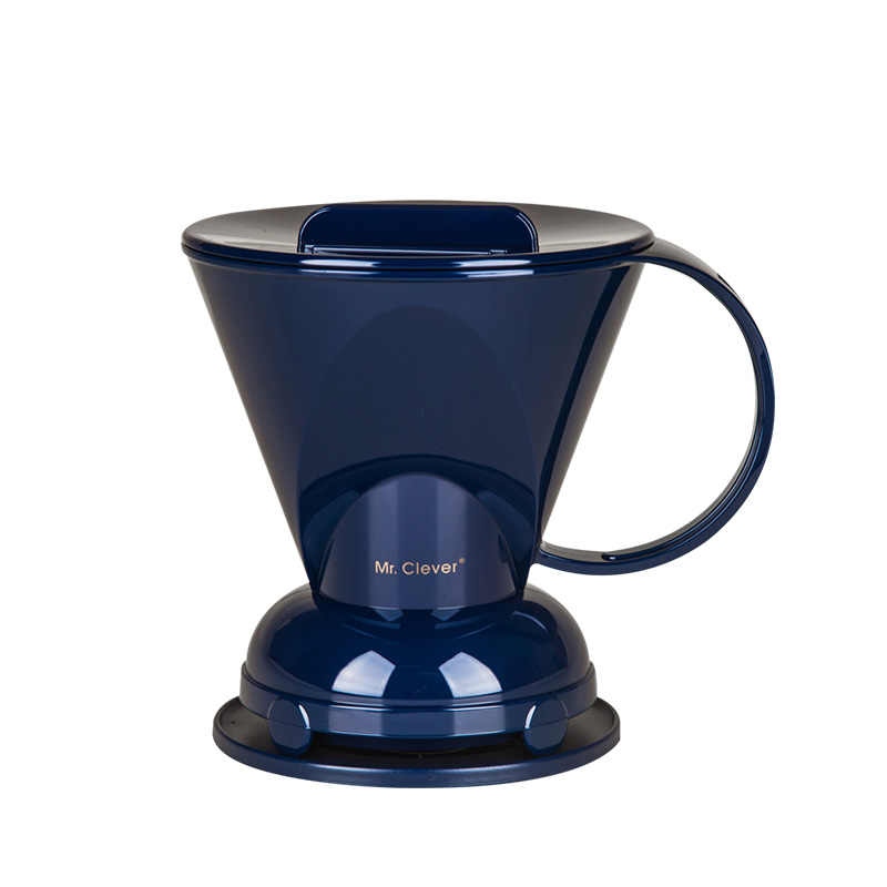 Taiwan Mr. Clever Clever Kopje Koffie Filter Cup Hand Ponsen Drip Filter Filter Screen Koffie Filter