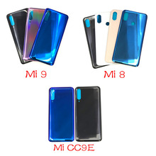 Sticker Back-Cover Battery Glass Housing Replacement Xiaomi Mi A3 Mi 8 New for Rear Door
